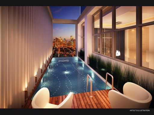 Penthouse Private Pool